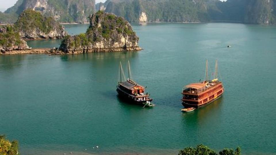 Baia di Halong, Vietnam