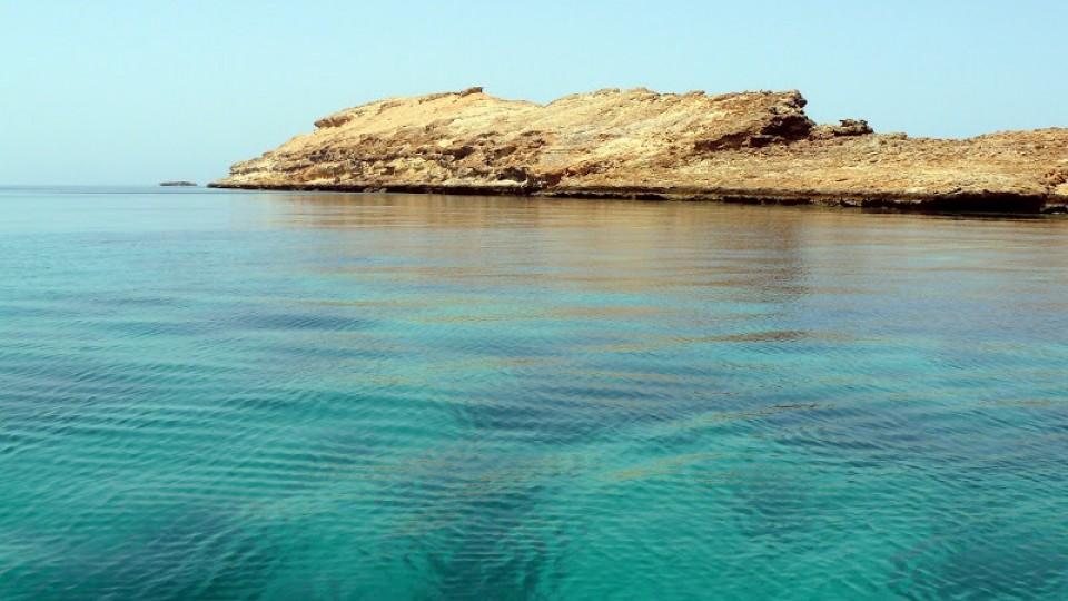 Isole Daymanyat, Oman