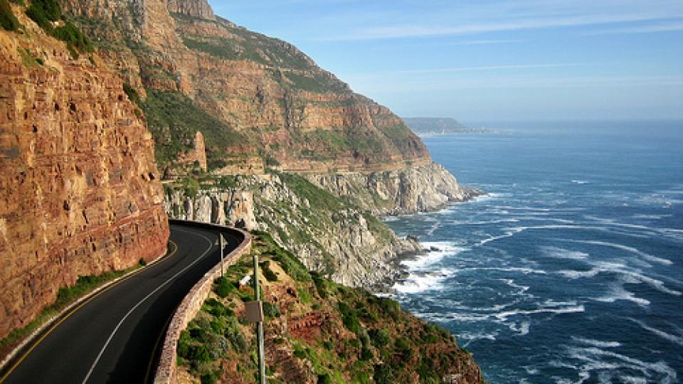 Chapman's Peak Drive La strada panoramica più bella al mondo