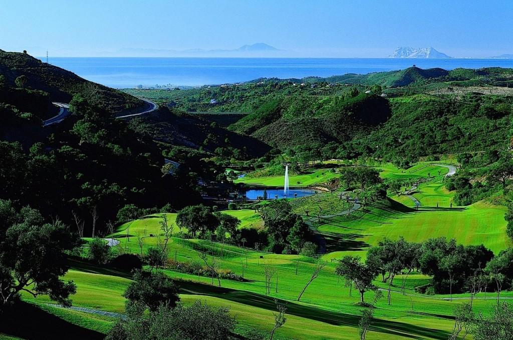 Golf a Marbella