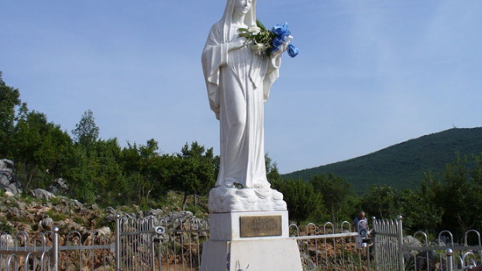 La Madonna di Medjugorje