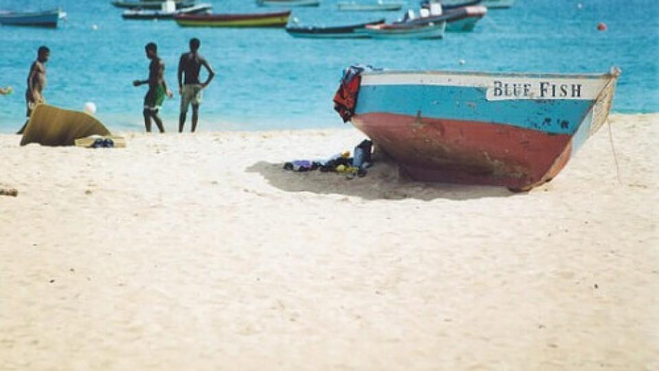 Spiaggia di Santa Maria, Isola di Sal