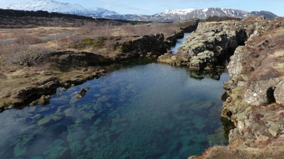 I colori del Parco Nazionale del Thingvellir