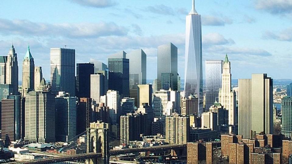 NewYork Freedom Tower