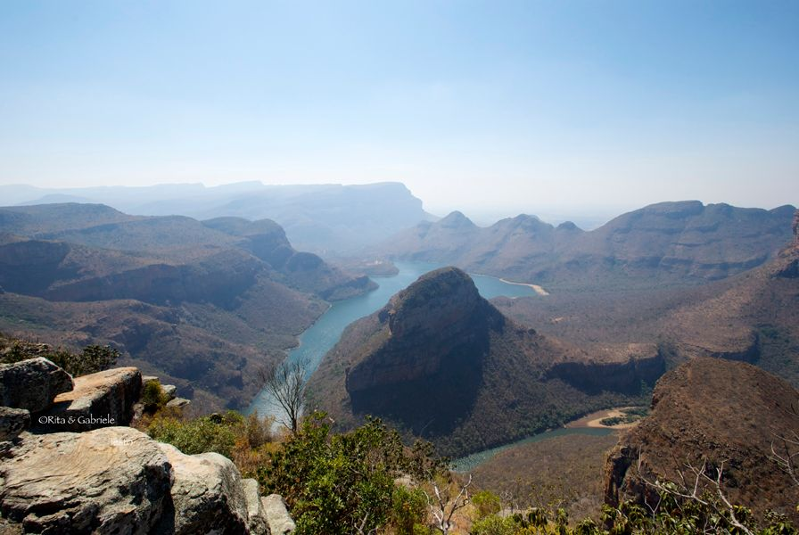 I paesaggi mozzafiato sul Blyde River Canyon