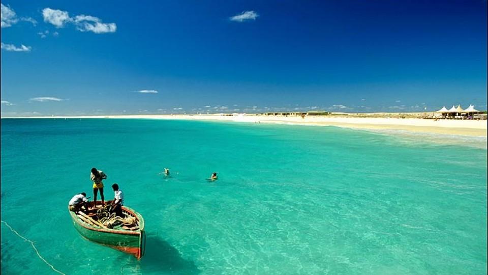 Isola di Sao Vicente