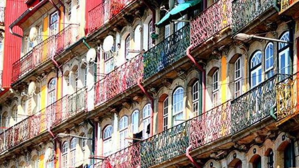 Porto, Case