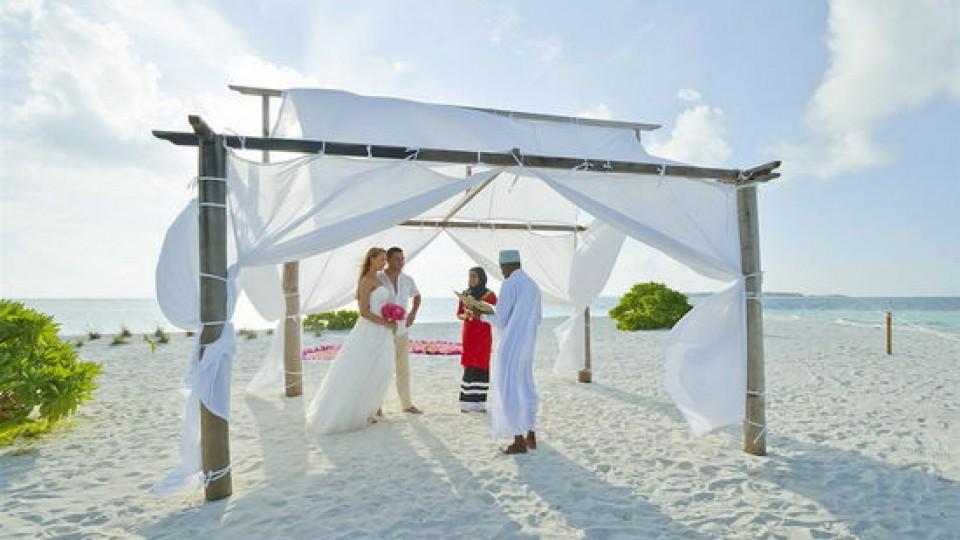 Il vostro matrimonio alle Maldive