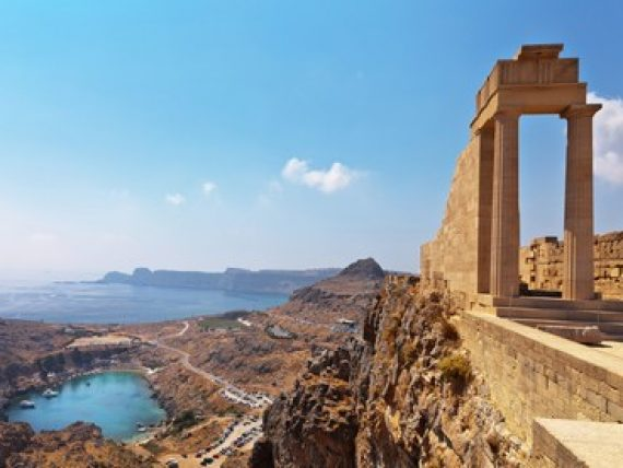 Vacanze mare Grecia: perchè scegliere Rodi e Lindos? - Evolution Travel