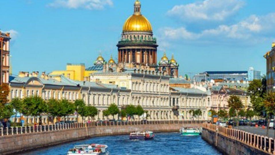 Cattedrale S. Isacco, San Pietroburgo
