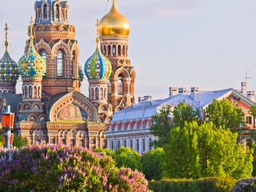 San Pietroburgo, Chiesa del Salvatore del Sangue Versato