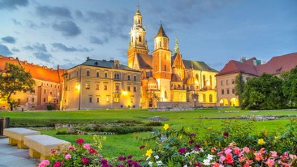 Cracovia, il Castello di Wawel