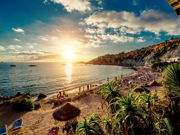 Ibiza, Cala d'Hort
