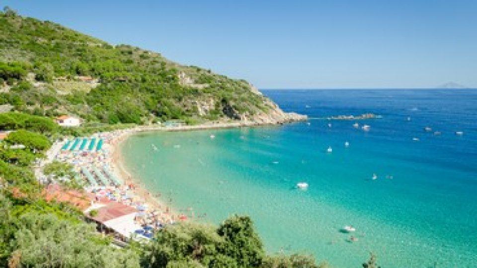 Spiaggia di Cavoli, Isola d'Elba