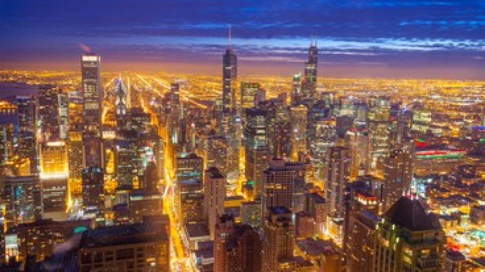 Chicago skyline, Stati Uniti