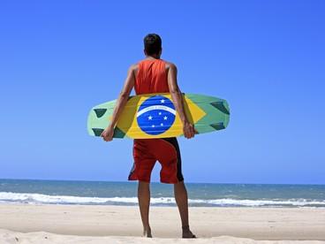 Dove fare surf in Brasile