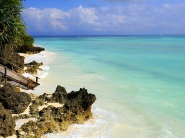 Zanzibar e il suo mare cristallino