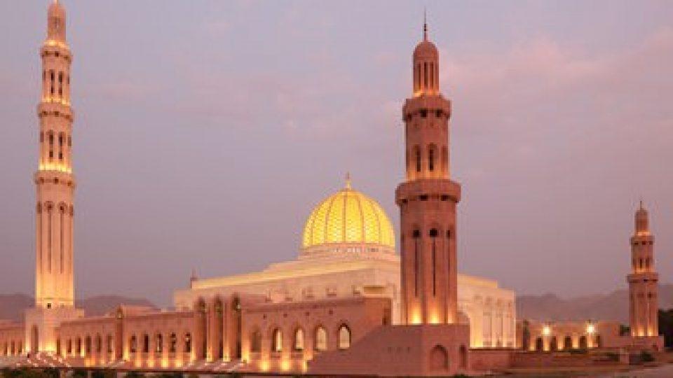 Grande Moschea del Sultano Qaboos a Muscat