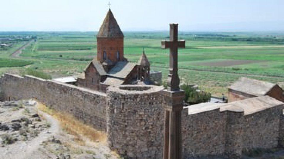 Monastero di Khor Virap, in Armenia