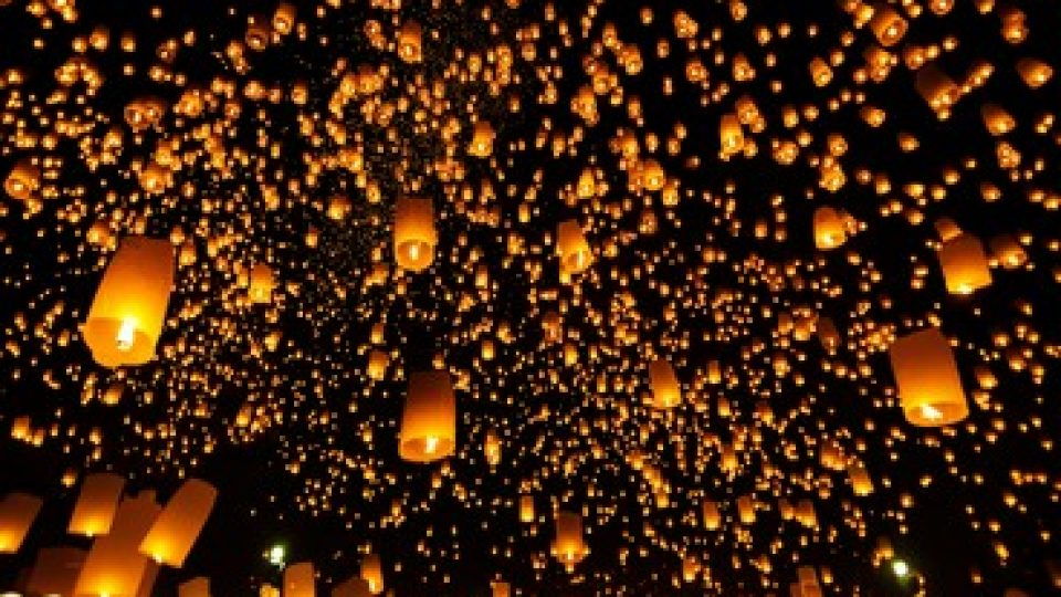 Loi Krathong, Thailandia