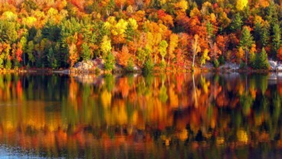 Canada, lo spettacolo del foliage