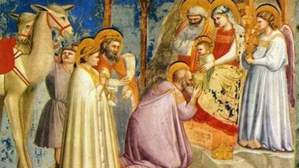 Adorazione dei Magi – Giotto
