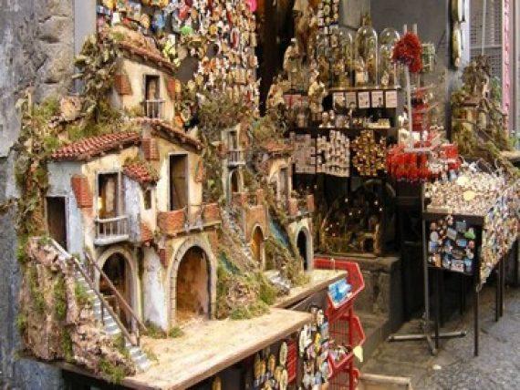 Super Vacanze di Natale in Italia: Napoli, Milano, Roma e il presepe  CG44