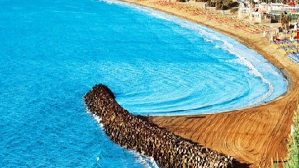 Costa di Gran Canaria in inverno