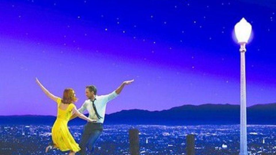 La La Land, locandina del film