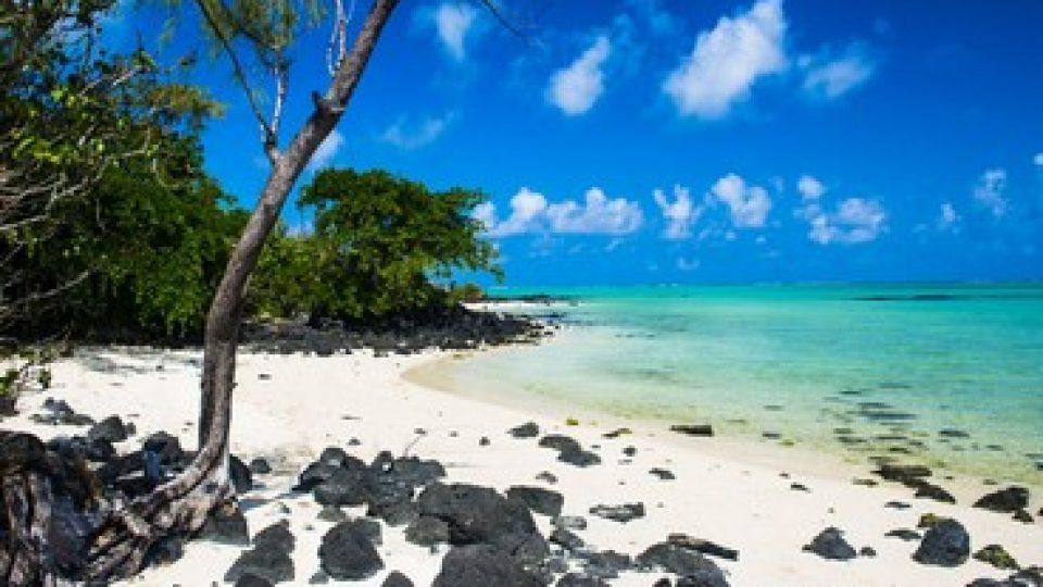 Mauritius, una spiaggia