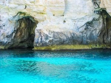 Il mare turchese di Minorca