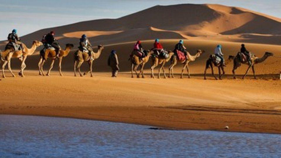 Escursione nel deserto in Marocco