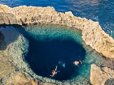 Splendidi luoghi a Gozo, Malta
