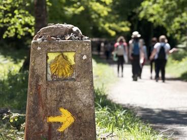 Lungo il Cammino di Santiago de Compostela