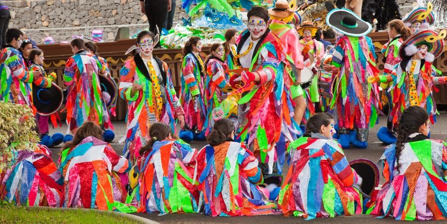 Carnevale di Santa Cruz de Tenerife © ph Tamara Kulikova CC BY-SA 4.0