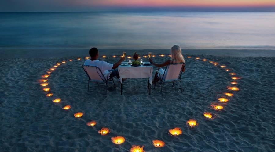 San Valentino in spiaggia a Malta