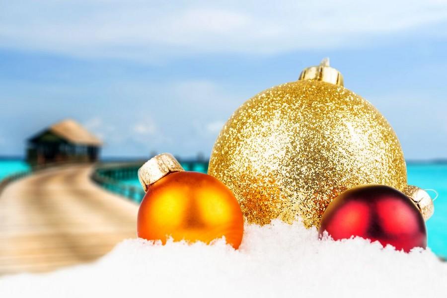 Vacanze natalizie alle Maldive