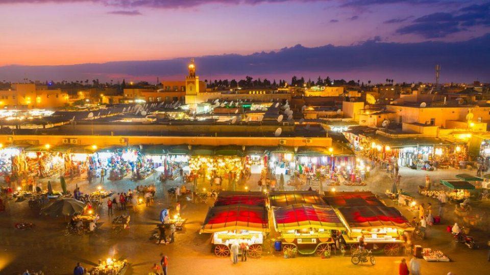 Piazza Jamaa El Fna, Marrakesh