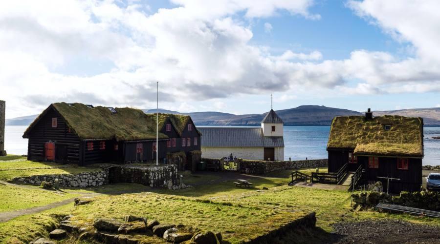 Kirkjubøur, Isole Faroe