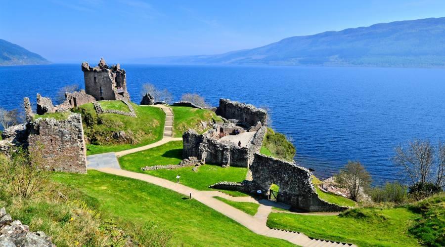 Lago Loch Ness