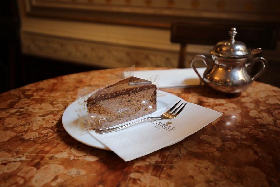 Una dolce pausa da Demel a Vienna