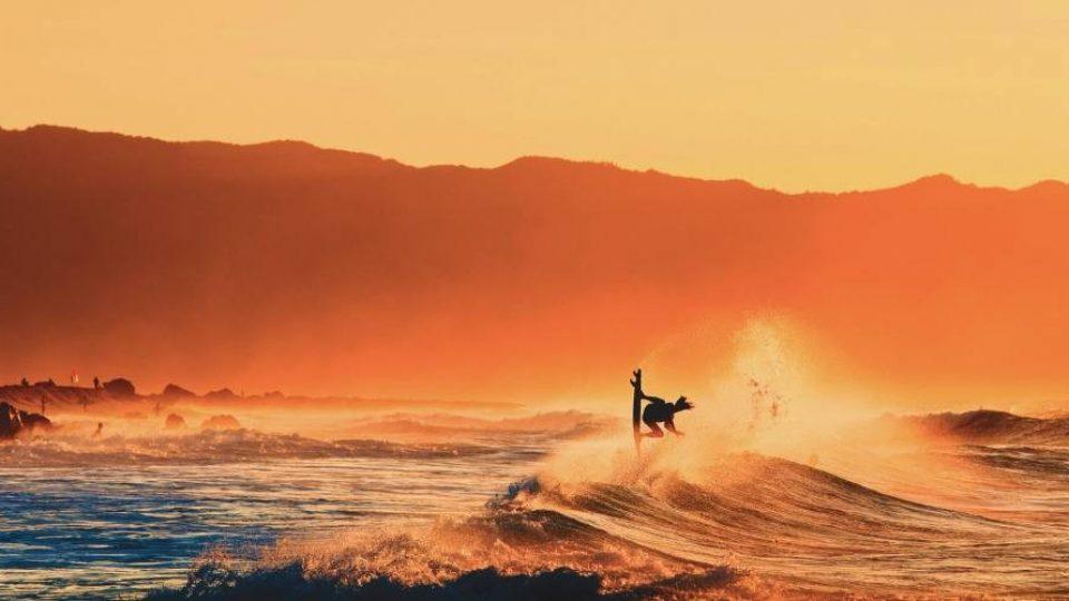 Imparare a surfare: in Spagna si può