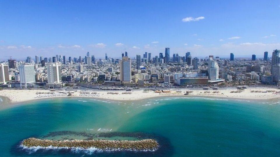 Il litorale di Tel Aviv
