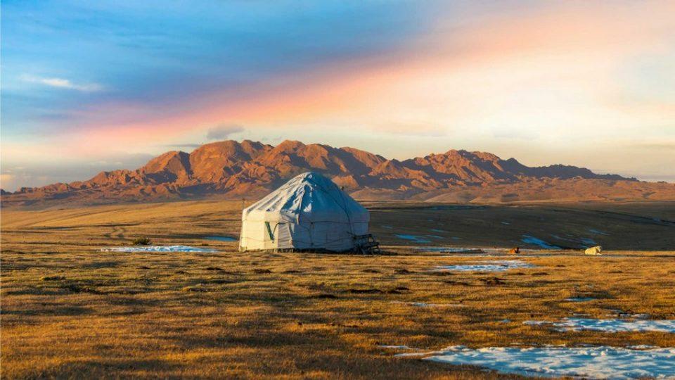 Gheir nel Deserto del Gobi, Mongolia