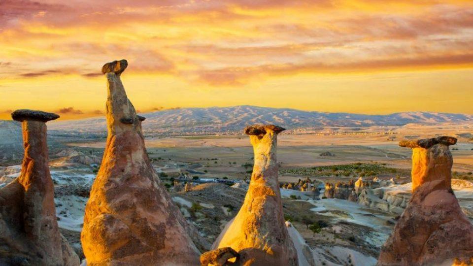I Camini delle Fate in Cappadocia