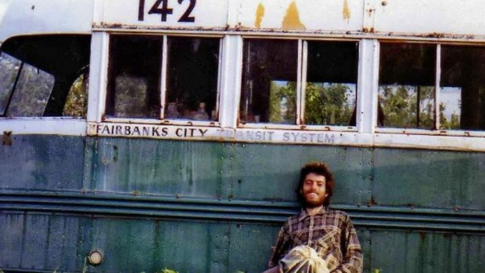 Christopher McCandless e Magic Bus, in Alaska