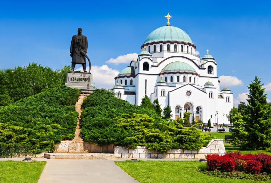 Tempio di Sveti Sava, Belgrado