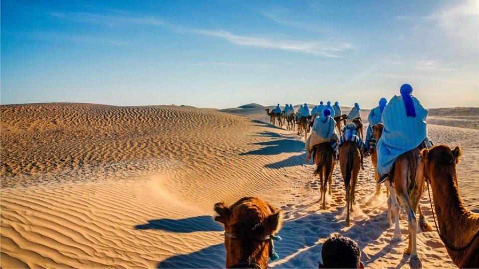 Deserto della Tunisia
