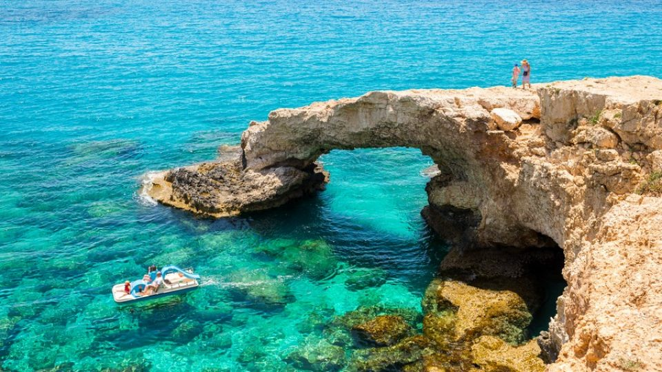 Cipro, Ponte degli innamorati