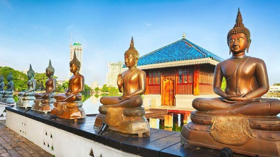 Tempio Seema Malaka, Sri Lanka